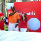The hoops Hall of Famer had some rather pointed opinions about LeBron James this week. He was seen warming up at the 21st Annual American Century Celebrity Golf Championship in Tahoe.