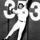 Piniella wasn't known for his sparkling defense, but he had the occasional bright spot, including this grab in a June 1979 game against the Indians.