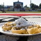 """Nothing quite exemplifies the South's penchant for tasty fried food like good ole-fashioned funnel cake. According to Lookouts rep Greg Dorris, At AT&T Field, home of the Double-A Chattanooga Lookouts, """"life can't get any better than indulging oneself with this fried dough and powdered sugar concoction."""""""