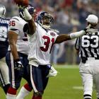 On July 28, 2010, Glenn became the first player to sign a one-day contract to retire with the Texans. A 5-foot-9 cornerback, he was the third player selected in Houston's 2002 expansion draft upon the franchise's entry into the NFL. He made one of his three trips to the Pro Bowl in the Texans' inaugural season and started 43 games in three seasons with Houston.