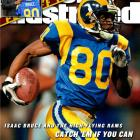 """The last active member of the old Los Angeles Rams and another integral part of """"The Greatest Show on Turf"""" along with Torry Holt, Bruce was traded back to the Rams on June 7, 2010 so that the could retire with the franchise that drafted him in 1994. Bruce caught 921 passes, including 81 touchdowns, in 13 seasons with the Rams."""