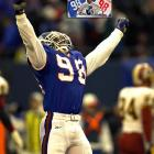 Following two seasons with rival Washington, Armstead returned in June 2007 to the team that drafted him in 1993 to retire. He had 100-plus tackles in five straight seasons with the Giants.