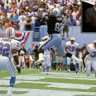 Brown ruffled feathers in the Oakland organization when he chose to play a season with Tampa Bay instead of retire. When he finally did his sign-and-retire in July 2005, Raiders owner Al Davis was not at the news conference.