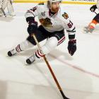 A free agent signing that the Blackhawks now regret -- along with the $22.4 million over four years ($5.6 per) they gave goaltender Cristobal Huet that summer. The two deals are at the heart of the team's current salary-cutting moves that have cost it Dustin Byfuglien, Kris Versteeg, Andrew Ladd and other members of the Cup champion's supporting cast.