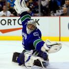 The Canucks kept their captain and franchise netminder off the market by presumably locking him up for the rest of his career. Luongo's new deal will pay him $10 million for 2010-11, but has a lower cap hit than his four-year, $27 million contract that expired at the end of last season. During the final two seasons of the contract, it will pay him $1 million.