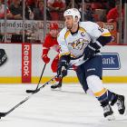 After the All-Star and two-time Norris Trophy finalist, a restricted free agent, signed a whopping offer sheet with Philadelphia, Nashville had no choice but to match it after losing defenseman Ryan Suter to Minnesota. Weber's deal is heavily front-loaded with an immediate $13 million signing bonus followed by a $1 million salary for 2012-13. Another $13 million bonus is due in July 2013 and Weber will receive $80 million of the contract's total during its first six seasons. Though Weber did not get a no-trade clause, it's likely the Predators locked up their captain for the rest of his career with the second largest contract in the history of the NHL. To see where it stands in the spectrum of mega-deals, here's a look at other notable blockbusters.