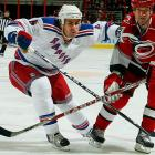 One of the Rangers' most inexplicable deals, but not the worst, the defenseman was 31 and fading when he arrived from Ottawa. He soon became a target of Madison Square Garden boo birds. Redden's contract has also made him one of the biggest NHL free agent busts. (See: Free Agent Busts link below)