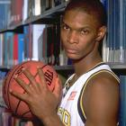 After struggling for years with the Raptors, Chris Bosh is playing in his second straight NBA Finals as a member of the Heat. But before Bosh became a part of Miami's Big Three, he was just an aspiring baller in Texas. Here's a look back at some rarely seen photos of Bosh, starting with him in the school library at Georgia Tech.