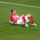 Switzerland's all-time leading goal-scorer not only failed to make an impact for Switzerland, he was demoted from the starting lineup for some games too.