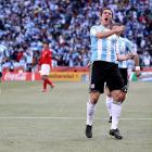 In Argentina's 4-1 victory against South Korea in Group B, Gonzalo Higuain became just the third Argentine to score a hat trick in the World Cup (along with Guillermo Stabile and Gabriel Batistuta) and the first player since Portugal's Pauleta in 2002.