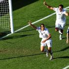 The All Whites had made the World Cup only once before, in 1982, when it lost three times and was outscored 12-2. This time, New Zealand went unbeaten and finished ahead of defending champion Italy in Group F, though draws against Paraguay, Italy and Slovenia weren't enough to send it through.