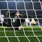 The tournament featured several goalkeeping blunders, including one by England's Robert Green, who let through a harmless 20-yard shot from Clint Dempsey that gave the U.S. the equalizer in a 1-1 draw. Green was benched for England's final two group games and its round-of-16 loss to Germany.