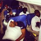 Kevin Love famously caught Team USA fast asleep as the squad traveled to London for the 2012 Olympics.