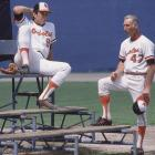 Ripken's father, Cal, spent 26 seasons in the Baltimore organization as a  coach and manager. He spent parts of three seasons coaching the Orioles and compiled a 68-101 record before he was fired early in the 1988 season.