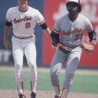 Eddie Murray spent eight seasons as Ripken's teammate and finished second to the shortstop in the 1983 MVP race. The two were close friends off the field.