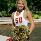 Meet ASU's Alicia. A Tempe-native, Alicia comes from a long line of Sun Devils, so she knew that ASU was the right fit for her. This junior psychology major also counts the Arizona Cardinals and Phoenix Suns among her favorite sports teams.   Want to find out more?  Click the '20 Questions' link below.