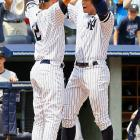 After reaching one milestone with his 600th home run, A-Rod promptly accomplished another one of his life goals: holding hands with Derek Jeter.