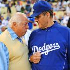 While comparing celebrity endorsements, Tommy Lasorda maintained that his Slim Fast ads were not only classier than Joe Torre's State Farm Insurance ads, but also more effective.