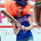 With their offense struggling, the Mets have reportedly called up their top prospect, who was a big hit at the Battle of the Boroughs hair show in Times Square.