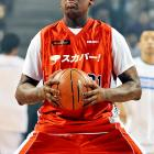 Looking very much like he did during his NBA heyday, everyone's favorite day-glo fruitcake had a ball at the Street2Elite hoops event in Tokyo on August 19.