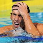 Oh, the pain of realizing you forgot your swimsuit, especially with the whole world watching the 200-meter butterfly final at the Pan Pacific Swimming Championships in Irvine, Calif.