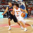 Just 19, Ricky Rubio is already regarded as one of the most talented point guards in the world. The flashy Spaniard was drafted fifth by the Minnesota Timberwolves in 2009, but remains in Europe for myriad reasons. In an exhibition versus Team USA on Aug. 22, Rubio finished with seven points, five rebounds, four steals and three assists in 21 minutes. He helped his national team win a silver medal at the 2008 Olympics and snag a gold medal at the 2009 FIBA European Championship.