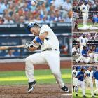 The Mets have already faded from contention and dealt with injuries to stars such as Jose Reyes, Carlos Delgado and Carlos Beltran by the time David Wright takes a 95-mph fastball from the Giants' Matt Cain off his helmet. Wright suffers a concussion and is placed on the disabled list, where he is joined a few weeks later by ace Johan Santana. The Mets limp to a 70-92 finish.
