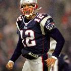 Tough call over Terry Bradshaw but Brady gets the top spot for winning in a tougher era. He's 111-34 as a starter, including 14-4 in the postseason and holds the NFL record for the most consecutive wins (10) in the postseason. Plus, well, Gisele.  Runner-up: Terry Bradshaw  Worthy of consideration: John Brodie, Randall Cunningham, Bob Griese, Jim Kelly, Joe Namath, Ken Stabler, Roger Staubach, Doug Williams
