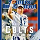 When his career concludes sometime this decade, Manning will likely hold every major NFL passing record. He's a four-time MVP who has completed 4,232 of 6,531 passes for 50,128 yards.  Runner-up: Charlie Joiner  Worthy of consideration: Roman Gabriel, Emmitt Thomas, Gene Washington