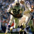 The Hall of Fame flanker and running back was All-NFL five times and the NFL Player of the Year in 1964. He starred for the Colts for 12 seasons (1956-67).  Runner-up: Willie Wood  Worthy of consideration: Champ Bailey, Willie Brown, Ty Law, Freeman McNeil, Everson Walls, Charles Woodson.