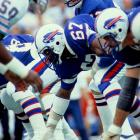 "Part of Buffalo's famed ""Electric Company"" line that blocked for O.J. Simpson, McKenzie was a standout offensive lineman for 13 seasons for the Bills and Seahawks.  Runner-up: Bob Kuechenberg  Worthy of consideration: Stan Brock, Kent Hull, Russell Maryland, Les Richter, Art Still, Ed White"