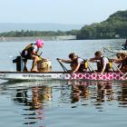 Pink Steel Dragonboat Team