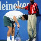 Defending champion and No. 1 seed Pete Sampras, fighting off fatigue and becoming ill on court, outlasts Alex Corretja 7-6(5), 5-7, 5-7, 6-4, 7-6(7) in the quarters in one of the most dramatic U.S. Open matches ever.