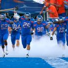 Playing before a nationally televised and hosting the biggest game in school history wasn't too daunting for the No. 3 Broncos, who amassed 474 yards and 37 points against the Beavers. Boise State will undoubtedly be heavy favorites against the other teams left on its 2010 schedule.