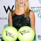 TV personality Alex McCord is truly amazed at how big tennis has become.