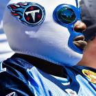 We hope he remembered where he left his spaceship in the parking lot of Nashville's LP Field.