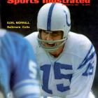 Earl Morrall began his career in 1956, backing up Y.A. Tittle. He ended it at 42 in 1976, backing up Bob Griese. In between, he came up huge in the Baltimore Colts' run to Super Bowl III. He later helped the Dolphins significantly on their way to the only perfect season in NFL history, in 1972, and another Super Bowl title. Morrall played 21 seasons in the NFL, but started more than five games in a season just seven times.