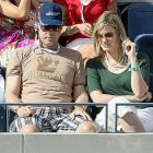 Celebs and Fans at the U.S. Open
