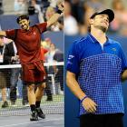 "In a match that will be remembered more for Andy Roddick's petulance over a third-set foot fault call than the brilliant tennis from his opponent, the 44th-ranked Janko Tipsarevic used his big groundstrokes and 66 winners for a 3-6, 7-5, 6-3, 7-6 (4) victory. ""He played very high-risk and executed for four sets,"" Roddick told reporters afterward. ""I kept telling myself, 'You know, this has to have an expiration date on it.' Unfortunately, I needed another set for that."""