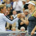 This wasn't a complete shocker given that Vera Zvonareva reached the Wimbledon final in her last major tournament. But her 6-4, 6-3 semifinal victory was still surprising: The top-seeded Caroline Wozniacki, a 2009 U.S. Open finalist, had lost only 17 games in five matches en route to the semifinals.