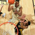 The senior guard has started every game since he first set foot on Boulder, and he hopes to finish his career by leading Colorado back to the NCAA tournament for the first time since 2003. Higgins finished fourth in the Big 12 in scoring last season (19.4 ppg on a sterling 50.5 percent shooting from the field) and has led the conference in steals the last two season.