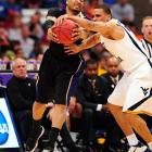 """Late in the '08-09 season, Huskies coach Lorenzo Romar told the Seattle Times that Venoy Overton was """"just becoming a giant pest defensively,"""" creating steals and throwing off the rhythm of opposing ball handers. His rep continued to grow in '09-10, when he had a 3.2 steal percentage and UW was the second-most efficient defensive team in the Pac-10. Ask any good Pac-10 guard to name the most annoying or aggressive defender he's faced, and he'll likely say Overton."""