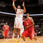 How convenient, for the Buckeyes, to have a 280-pound beast like Jared Sullinger grow up in their backyard. The Columbus product, and younger brother of former Ohio State player J.J., should be a hit as a freshman. Jared plays a no-nonsense, physical brand of basketball in the post, and could very well be the Big Ten's most imposing big man -- in any class -- in 2010-11. He, fellow elite recruit Deshaun Thomas and senior Dallas Lauderdale will form one imposing frontcourt.