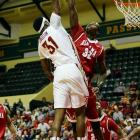Green averaged 14.2 points, 7.2 rebounds and 1.7 blocks per game as a sophomore, but there's still plenty of room for improvement, especially on the offensive end of the floor. He showed flashes of pure dominance as a junior, but consistency was a big issue. Green bulked up in the offseason and will enter this year as Alabama's centerpiece. He's a bit undersized as a power forward, but he makes up for it with great length and excellent athleticism.
