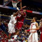 With all of the talented freshmen in the conference last season (including Kentucky's four one-and-dones), Powell's impressive debut season went largely unnoticed. He averaged 14.9 points, 6.7 rebounds and 1.3 blocks over his first year in Fayetteville. Powell's most impressive game was a 25-point, eight-rebound effort against shot-blocking extraordinaire Jarvis Varnado and the talented Mississippi State frontline. He'll take on an increased role this season and should flourish.