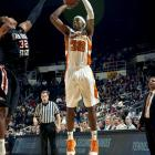 With the graduation of Wayne Chism, Tennessee is in need of a new alpha dog, and all signs point to this former McDonald's All-American. Hopson is a multi-talented player with a lengthy 6-foot-7 frame, but he's still very raw. This could be the season Hopson puts it all together.