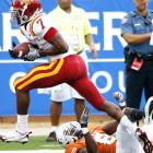 So much for Texas' resurgence. A week after upsetting then No. 5 Nebraska, the Longhorns came out flat against Iowa State, dropping back-to-back home games for the first time since 1997 and losing to the Cyclones for the time since -- well, ever.