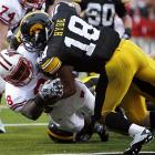Starting tailback John Clay scored two touchdowns for Wisconsin, but it was backup Montee Ball who delivered the winning score from eight yards out with 1:06 left in the game. But let's reserve some credit for punter Brad Nortman, who kept that final drive alive with a 17-yard run on a fake punt.