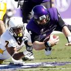 A week after his worst game of the season, TCU quarterback Andy Dalton threw for a season-high 270 yards and three touchdowns. Not that the Horned Frogs needed Dalton to explode. The defense held Wyoming to 191 total yards and recorded consecutive shutouts for the first time in 55 years.