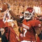 At some point, DeMarco Murray (140 total yards, 3 TDs) will garner consideration for this year's Heisman Trophy. And at some point in the near future, No. 6 Oklahoma will make a jump in the two national polls -- perhaps after a potential victory against undefeated Missouri next week.
